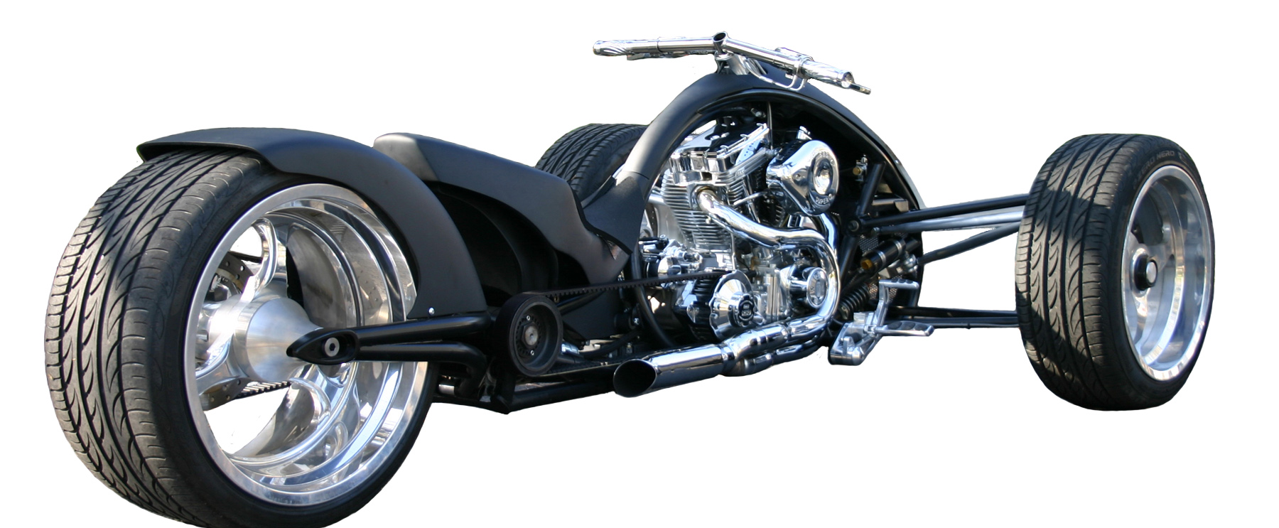 3 Wheeled Motorcycles >> 3-Wheel Motorcycle - VisionWorks Engineering