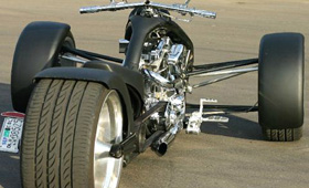 3-Wheel Motorcycle